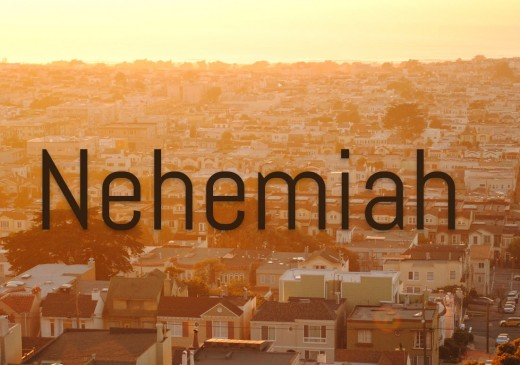 Nehemiah - Outreach The Nehemiah Way
