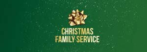 Christmas Family Service @ ZOOM Meeting | Thatcham | United Kingdom