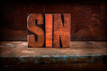 Uncovering Sin - A Gateway For Moving Forward