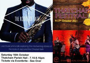 The Roots of Jazz - Concert @ Thatcham Parish Hall   Thatcham   United Kingdom